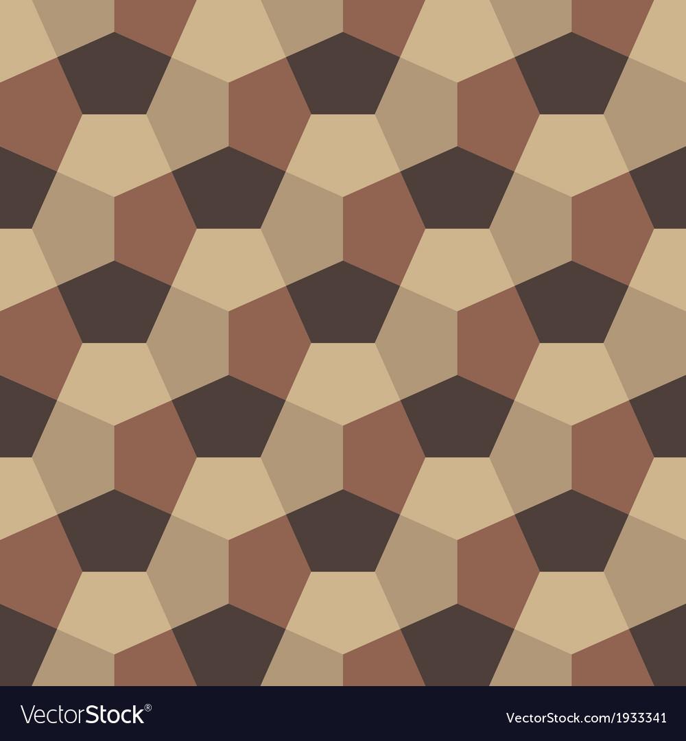 Hexagon paper fold pattern vector   Price: 1 Credit (USD $1)
