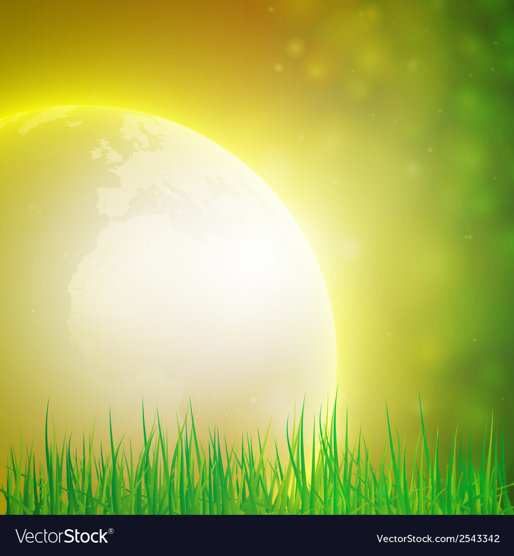 Summer background design for print or web vector | Price: 1 Credit (USD $1)