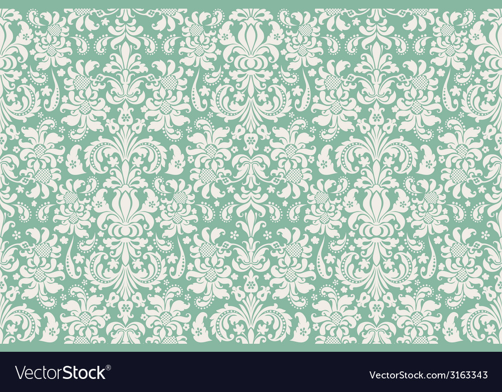 Seamless vintage background vector | Price: 1 Credit (USD $1)