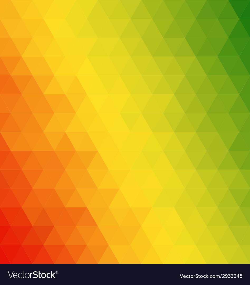 Reggae geometric vector | Price: 1 Credit (USD $1)