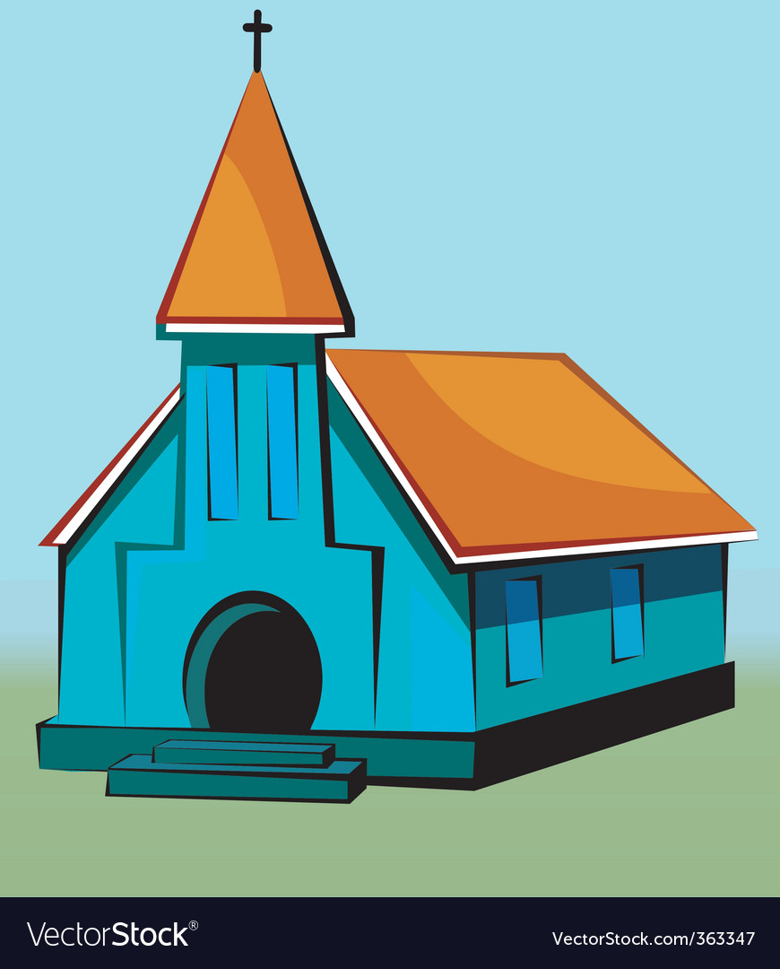 Church vector | Price: 3 Credit (USD $3)