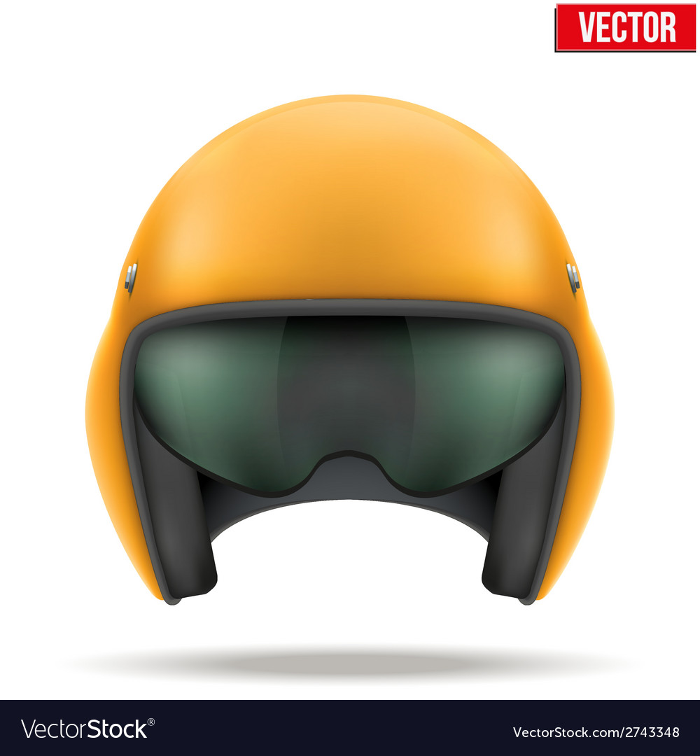 Aaircraft marshall helmet vector | Price: 1 Credit (USD $1)