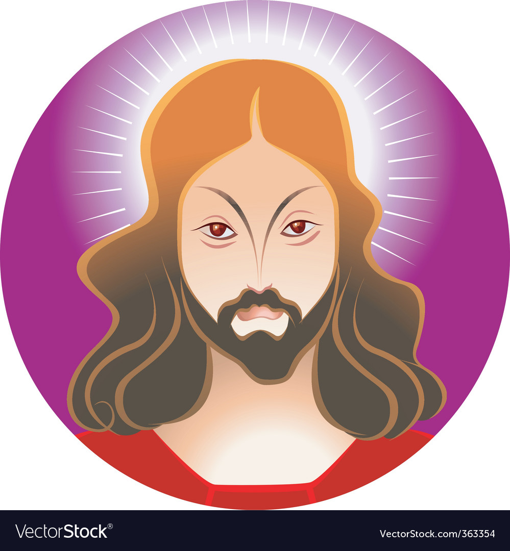 Jesus vector | Price: 3 Credit (USD $3)