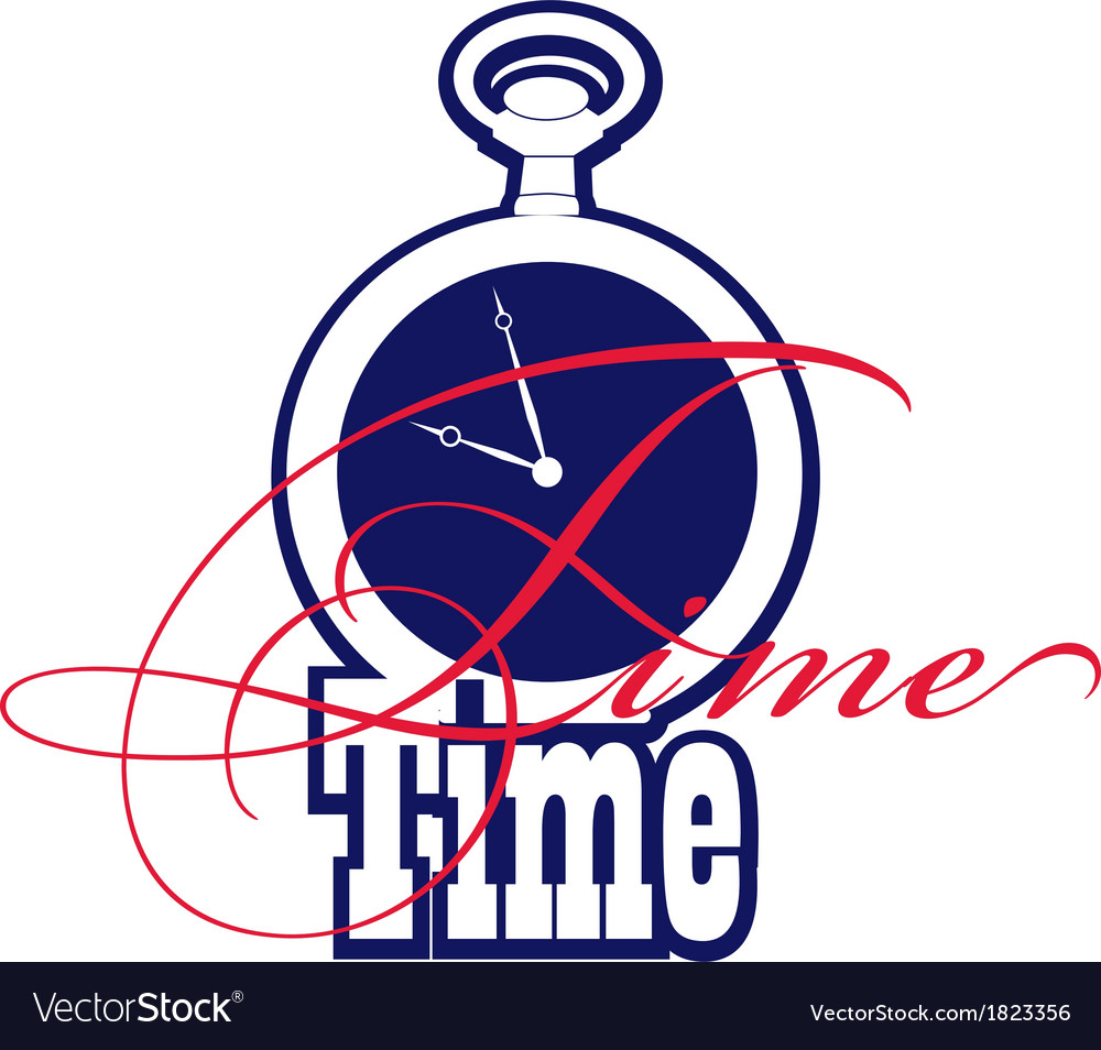 Good time 2a vector | Price: 1 Credit (USD $1)
