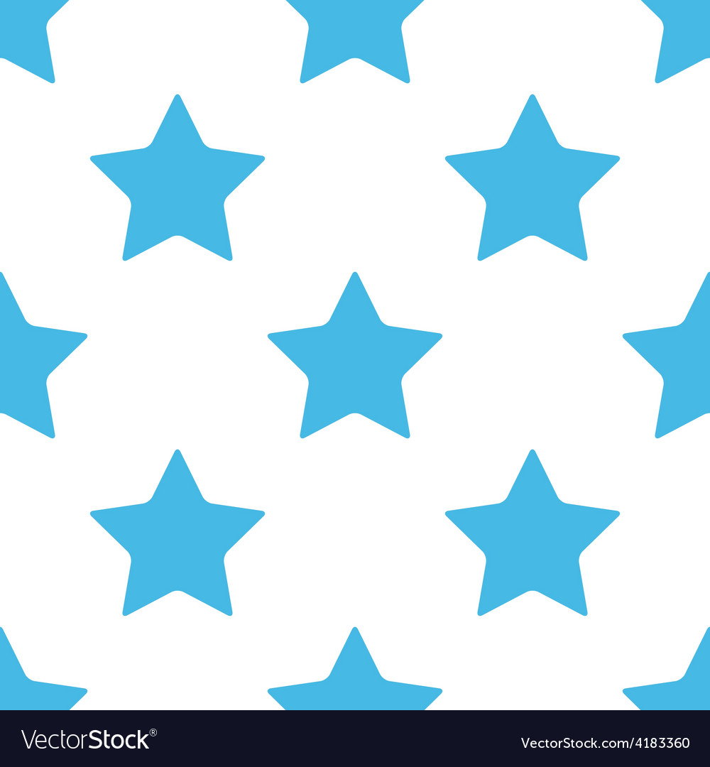 Star seamless pattern vector | Price: 1 Credit (USD $1)