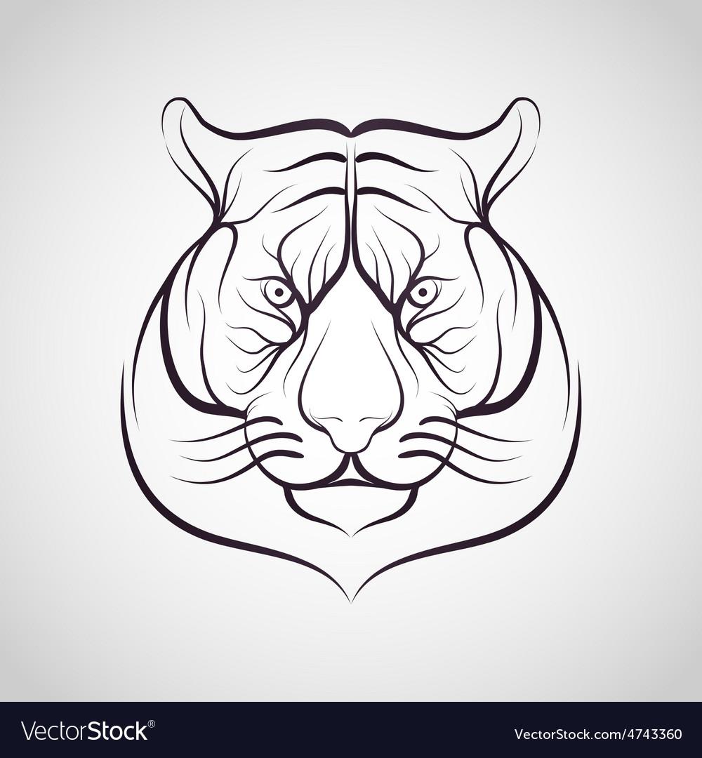Tiger vector   Price: 1 Credit (USD $1)