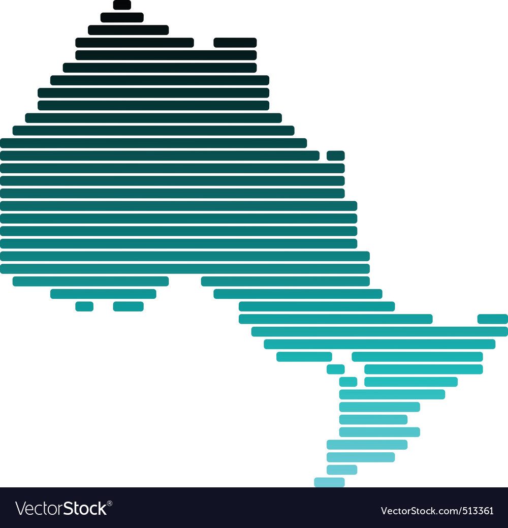 Map of ontario vector | Price: 1 Credit (USD $1)