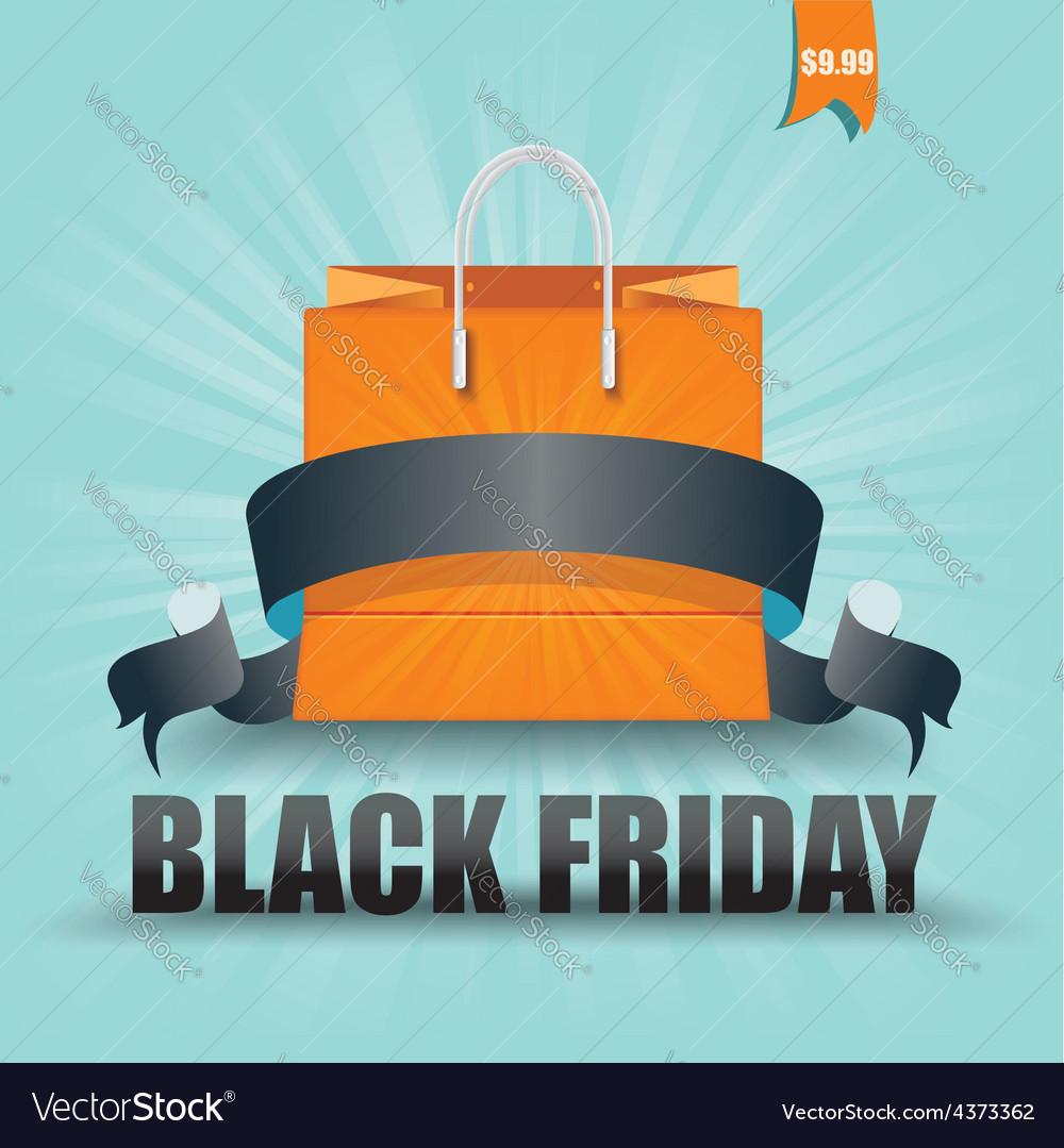 Black friday sale design vector   Price: 1 Credit (USD $1)