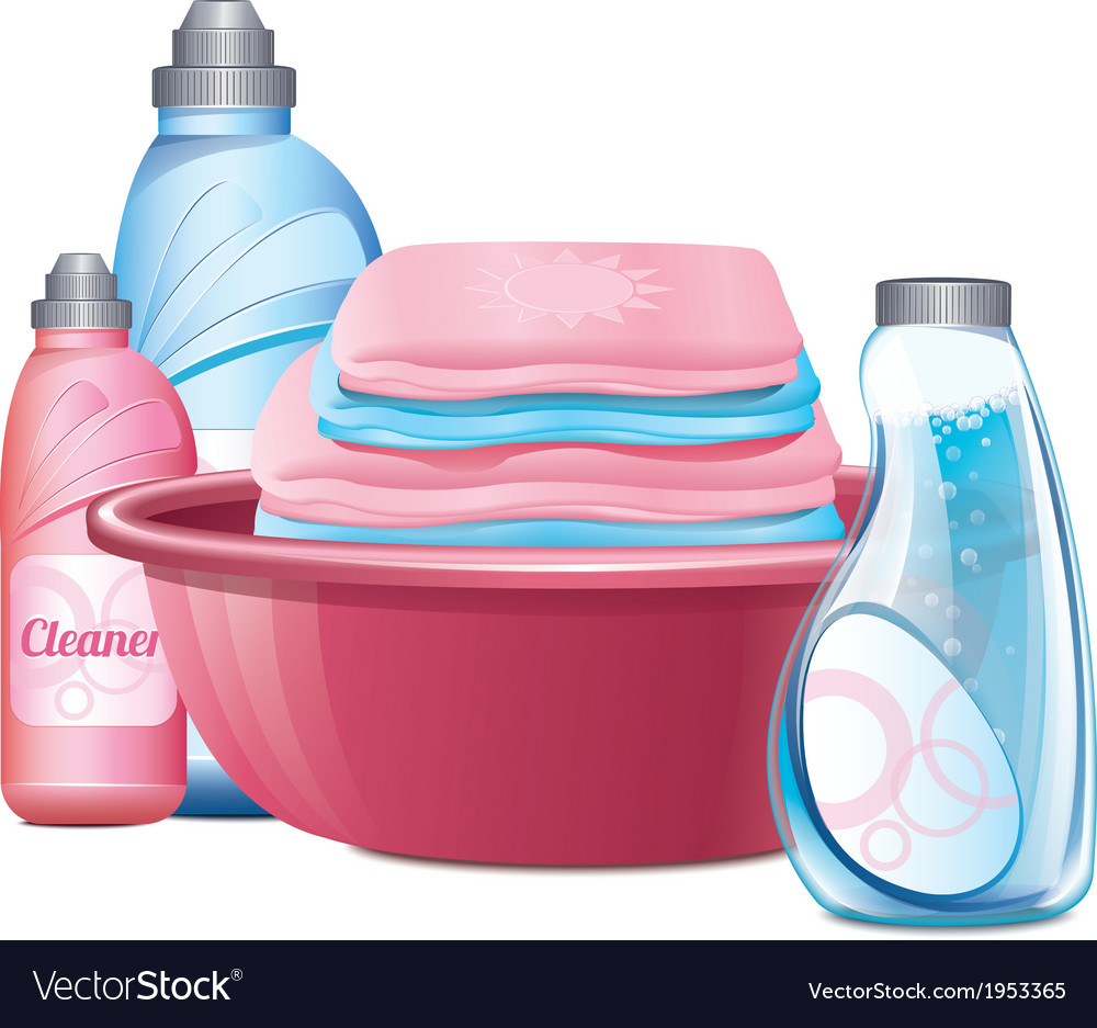 Basin for clothes vector   Price: 1 Credit (USD $1)