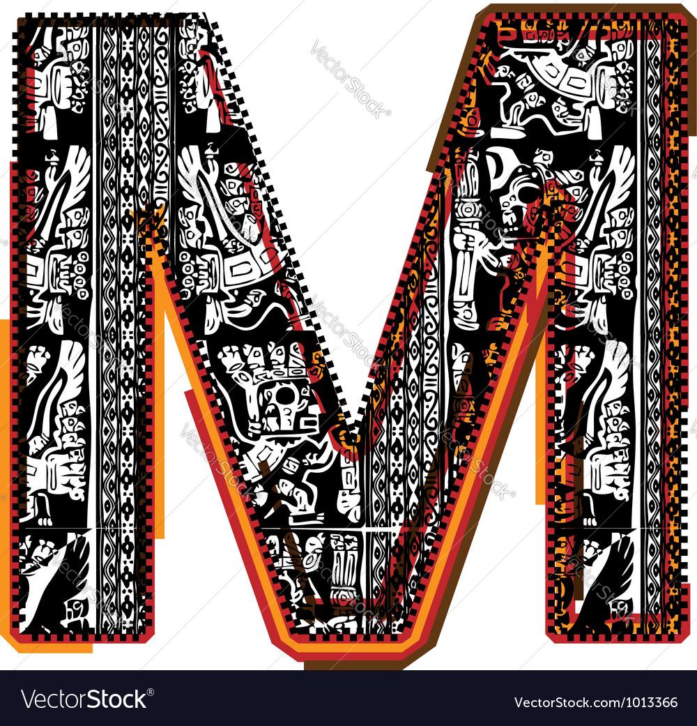 Incas font vector | Price: 1 Credit (USD $1)