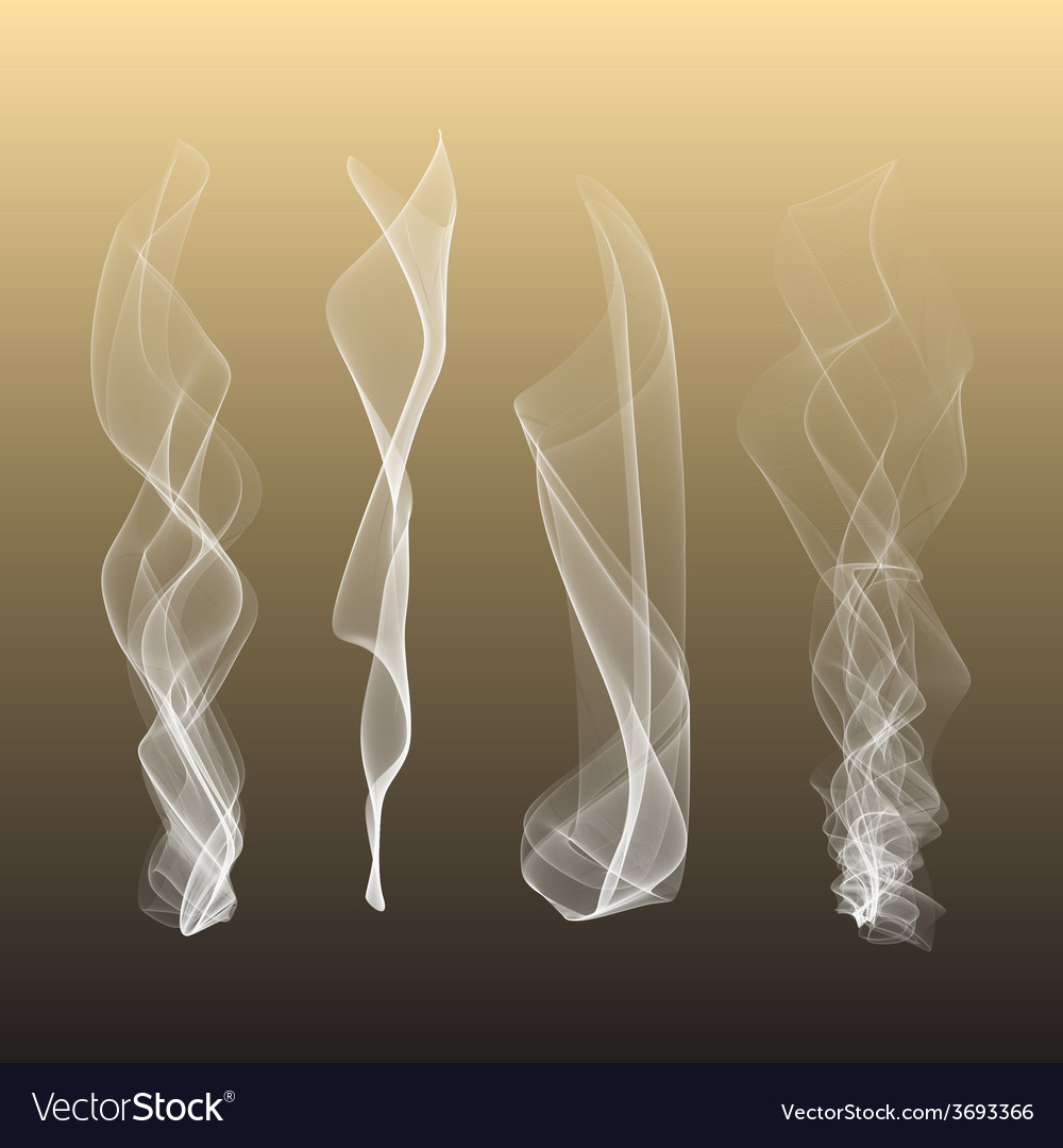 Smoke background  steam isgenerated vector | Price: 1 Credit (USD $1)
