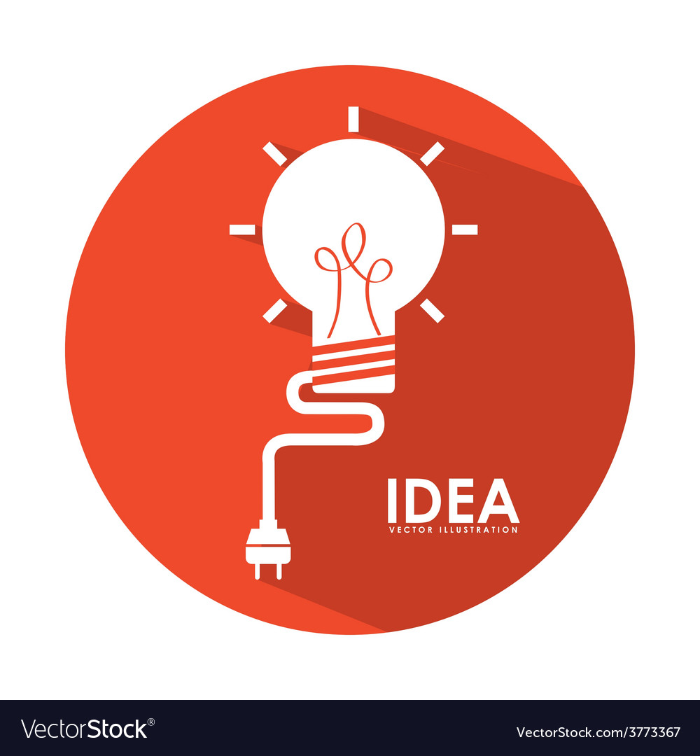 Idea icon vector | Price: 1 Credit (USD $1)