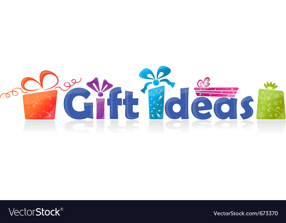 Gift ideas vector | Price: 1 Credit (USD $1)