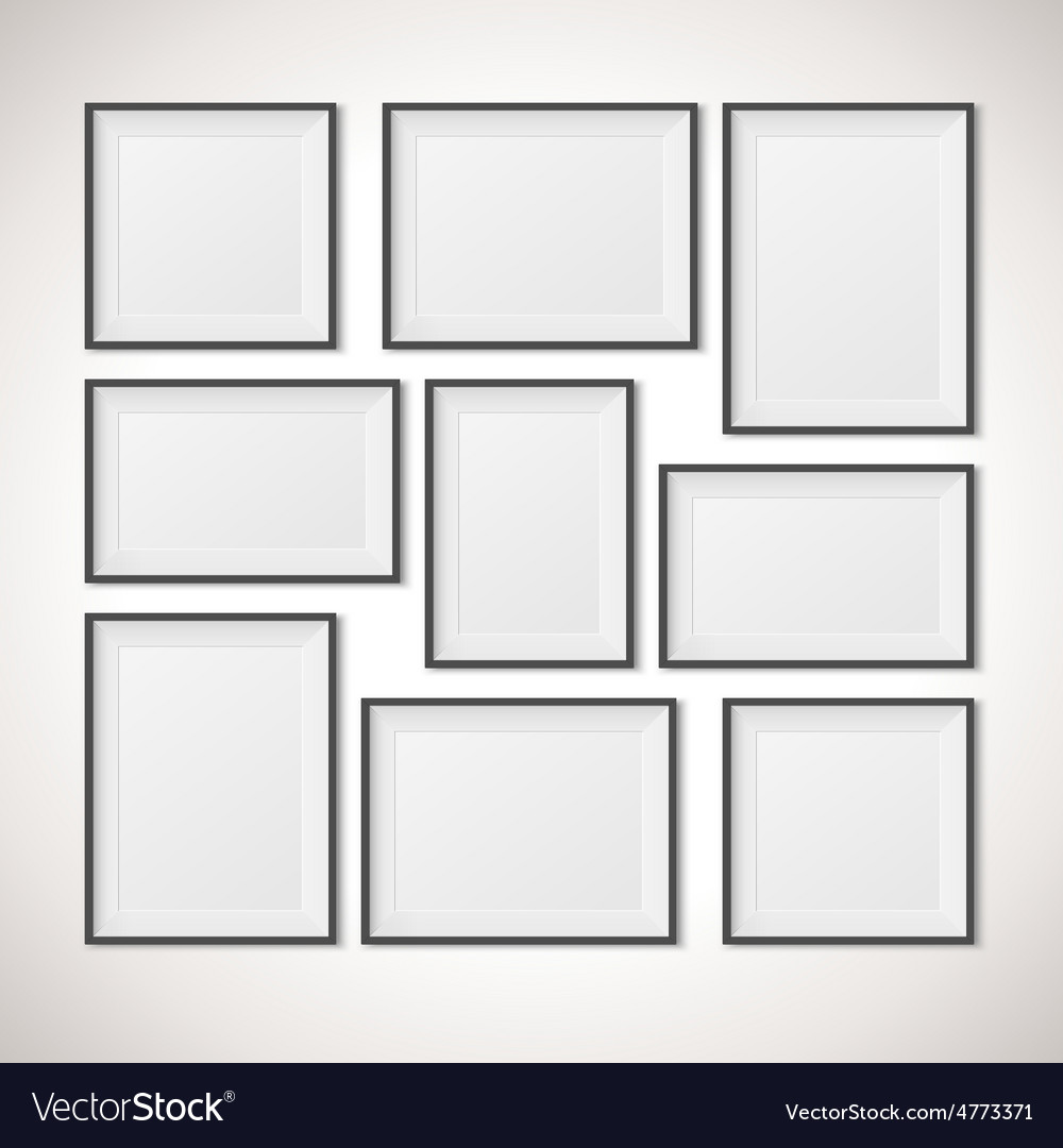 Multiple frames vector | Price: 1 Credit (USD $1)