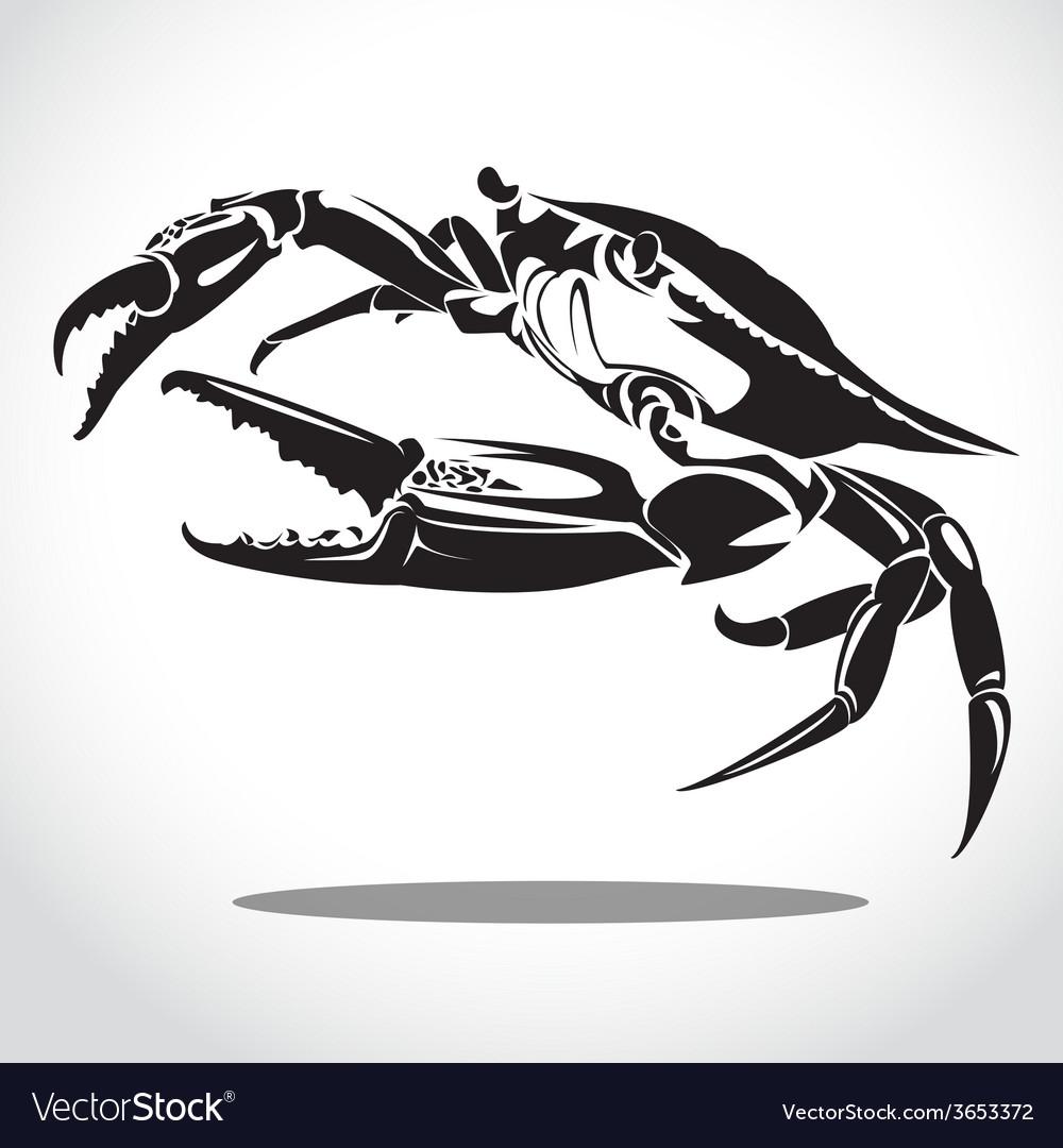 Crab 2 vector   Price: 1 Credit (USD $1)