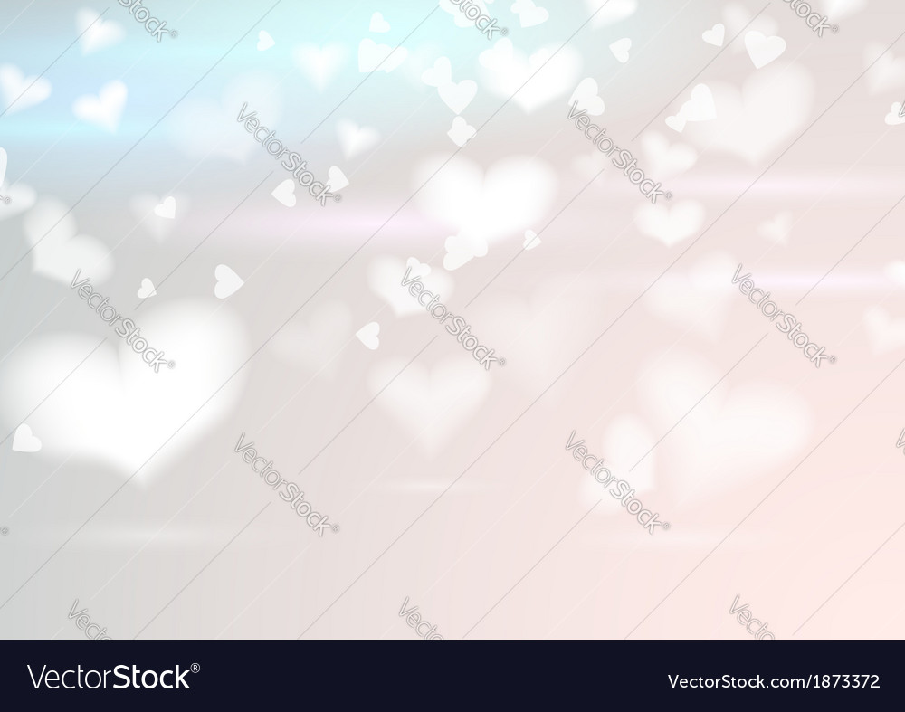 Valentine day abstract background vector | Price: 1 Credit (USD $1)
