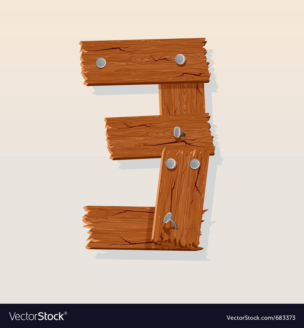 Wooden type 3 vector   Price: 1 Credit (USD $1)