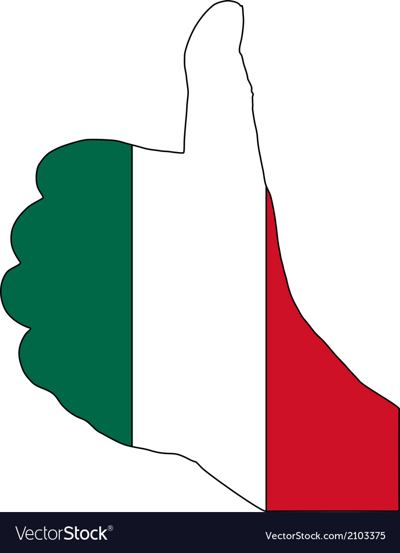 Mexican finger signal vector | Price: 1 Credit (USD $1)