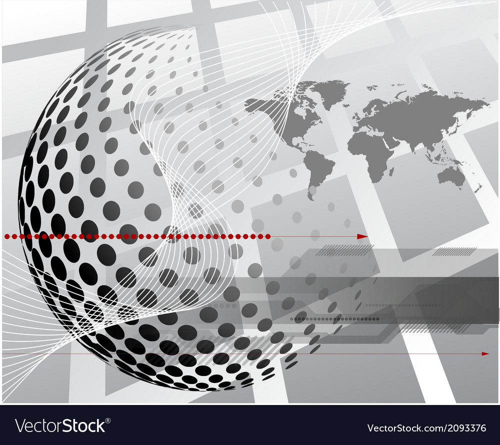3d business abstract background vector | Price: 1 Credit (USD $1)