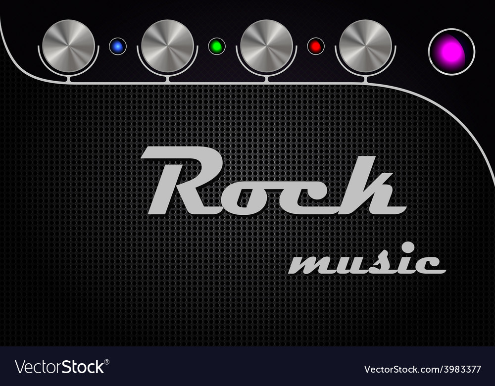 Amplifier design vector | Price: 1 Credit (USD $1)