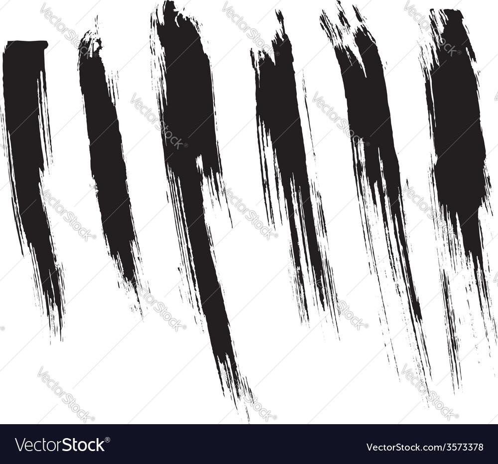 Brush strokes vector   Price: 1 Credit (USD $1)