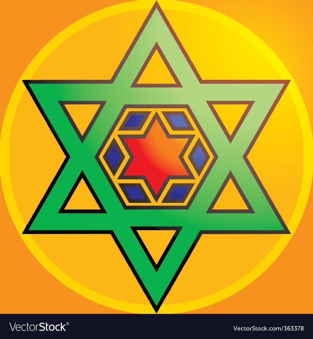 Hindu symbol vector | Price: 1 Credit (USD $1)