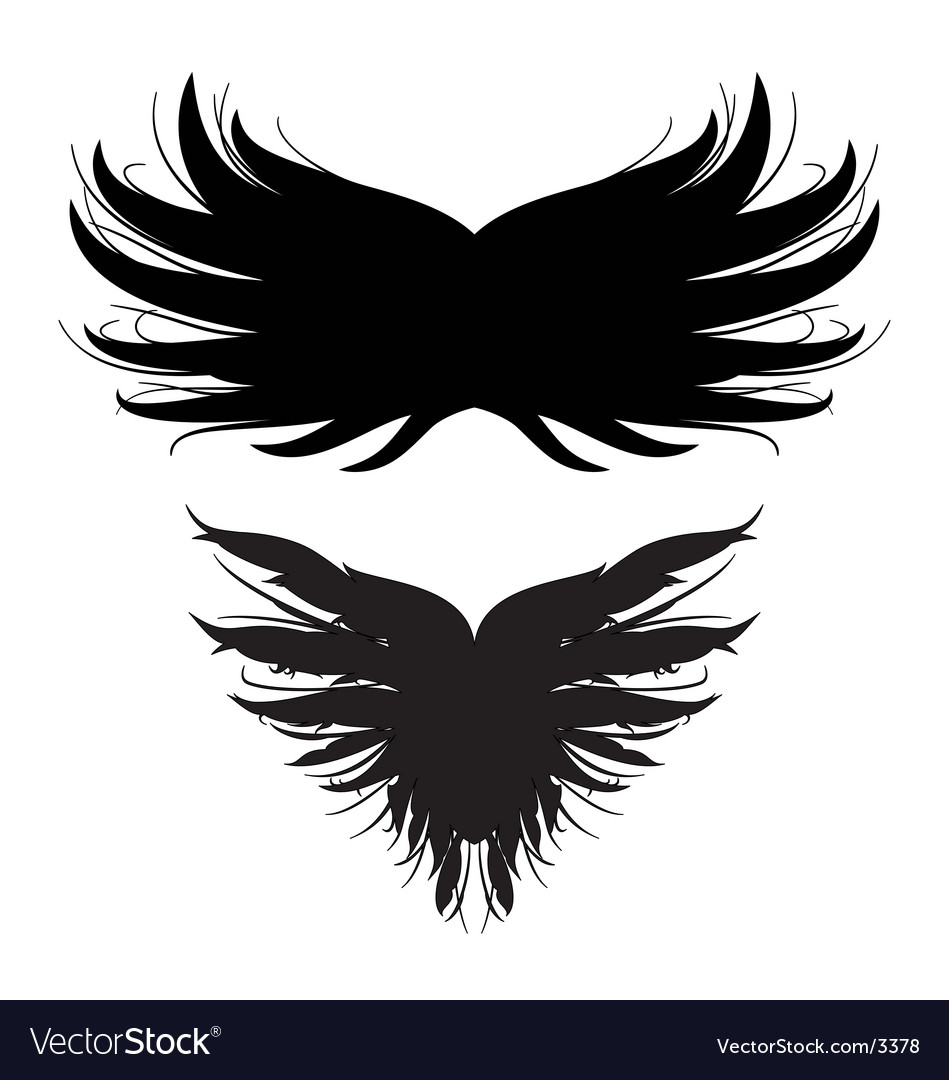 Ugly wing iii vector | Price: 1 Credit (USD $1)
