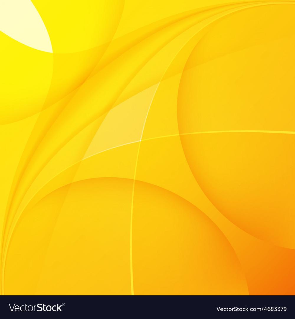 Abstract orange background vector | Price: 1 Credit (USD $1)