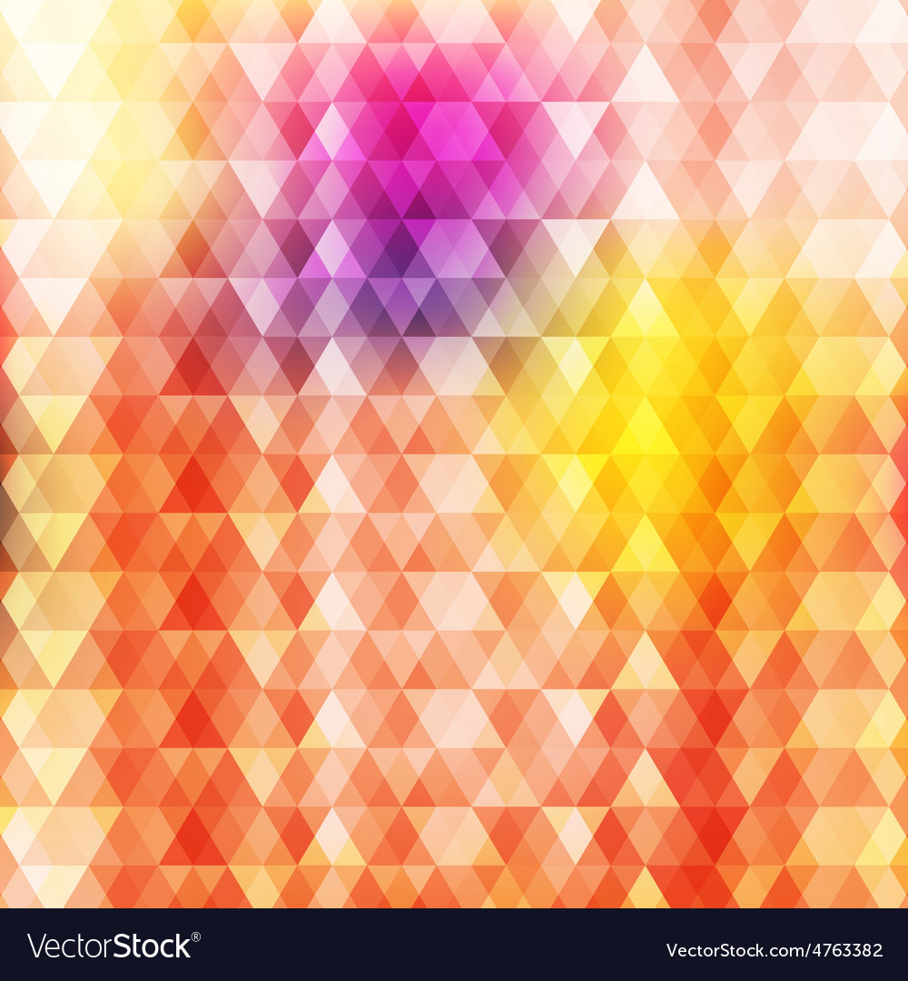 Abstract mosaic pattern abstract background vector | Price: 1 Credit (USD $1)