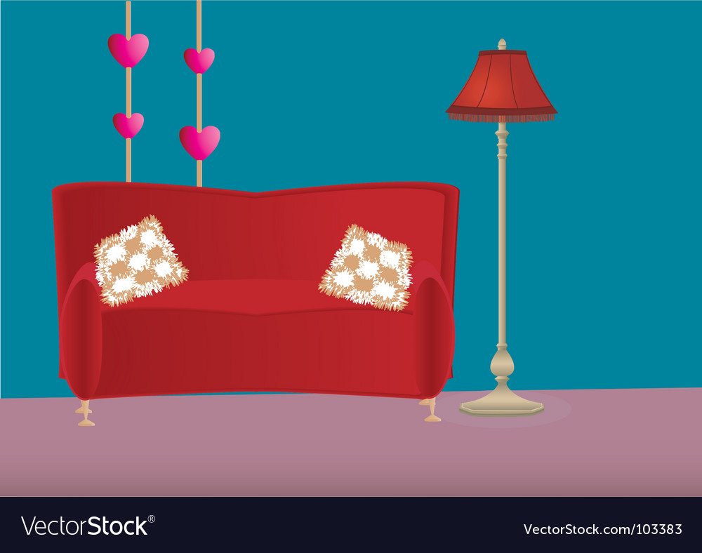 The bedroom vector | Price: 1 Credit (USD $1)
