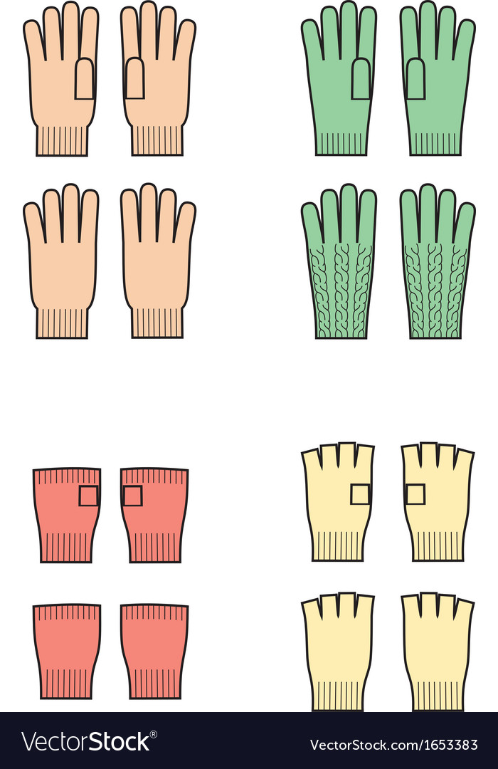 Gloves vector   Price: 1 Credit (USD $1)