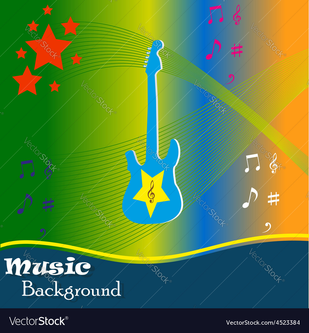 Music note notes sign key background background mo vector | Price: 1 Credit (USD $1)