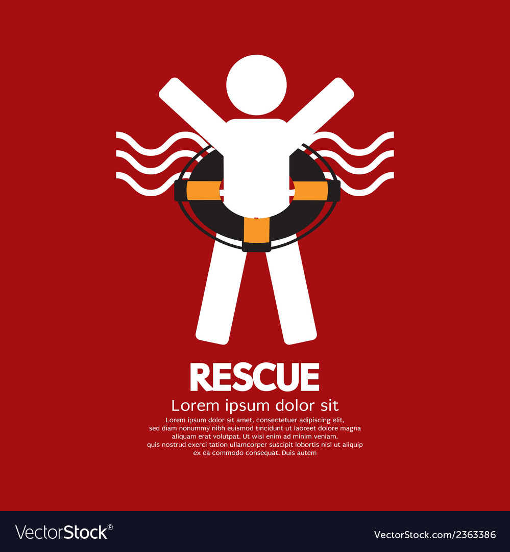 Rescue vector | Price: 1 Credit (USD $1)