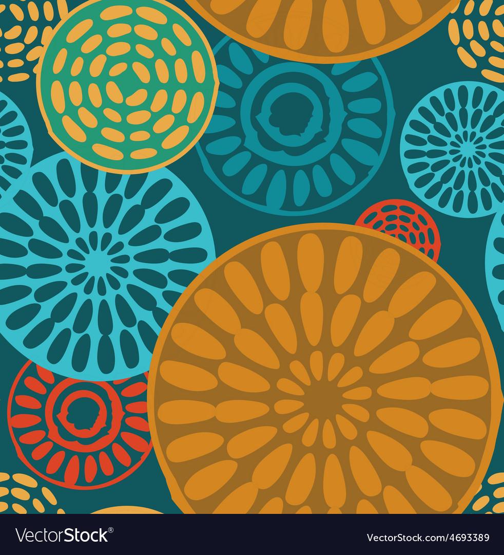 Seamless geometric tribal vintage patterns vector | Price: 1 Credit (USD $1)