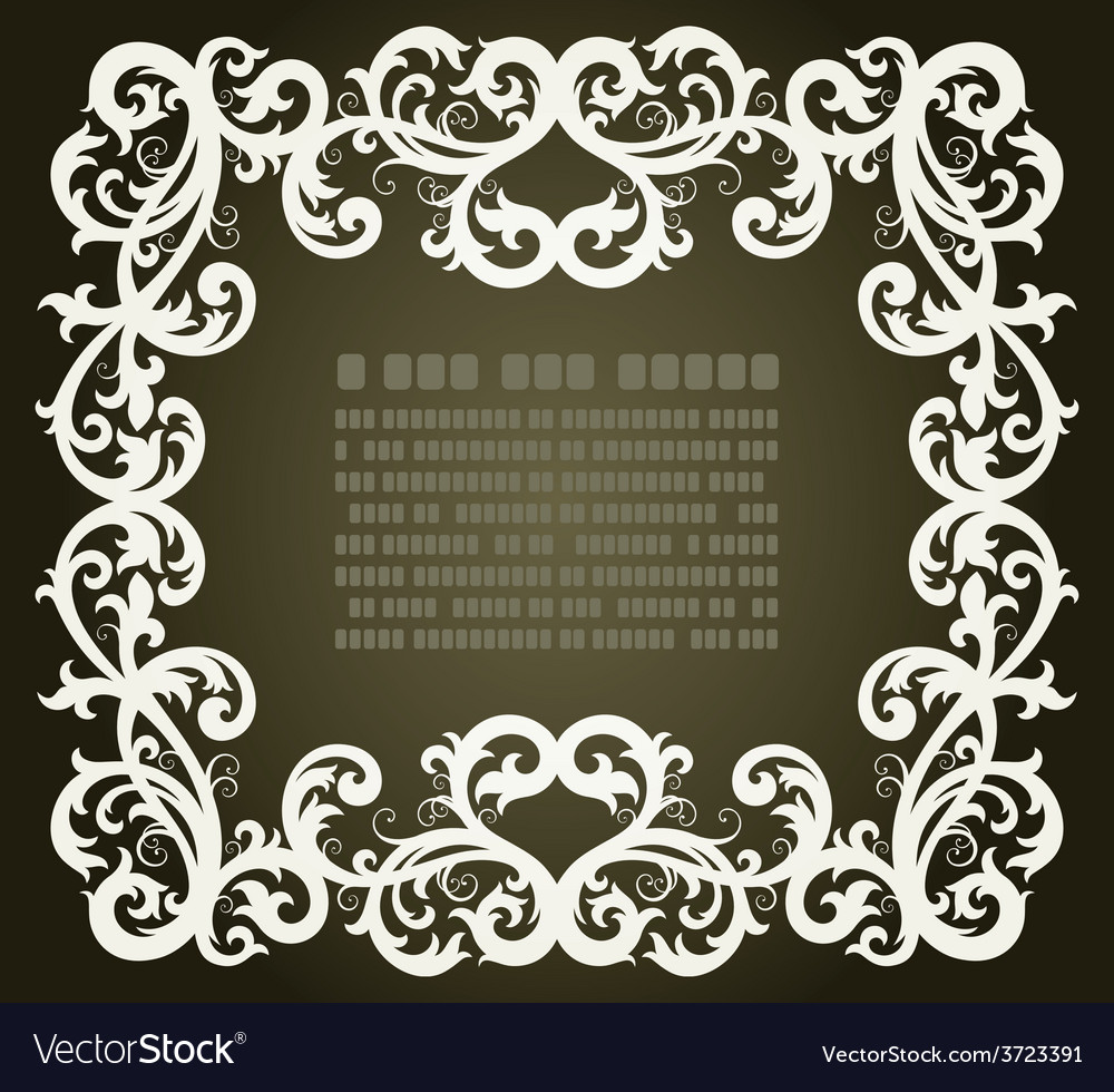 7floral line 50 2 vector | Price: 1 Credit (USD $1)