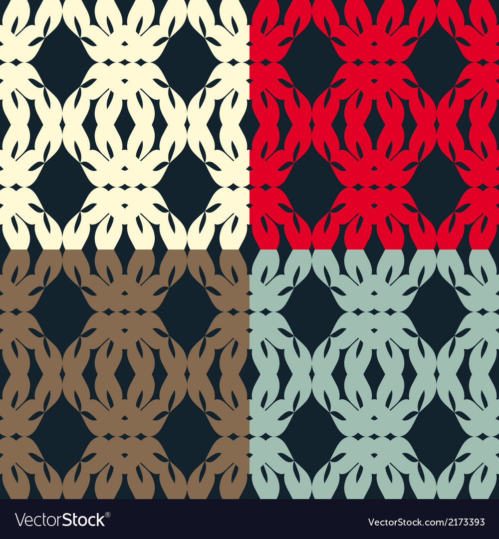 Bright pattern 4 vector | Price: 1 Credit (USD $1)