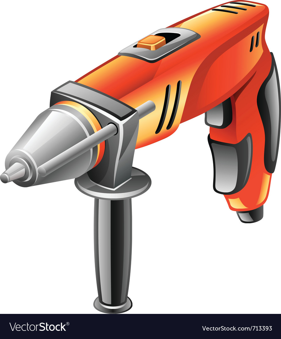 Drill vector | Price: 3 Credit (USD $3)