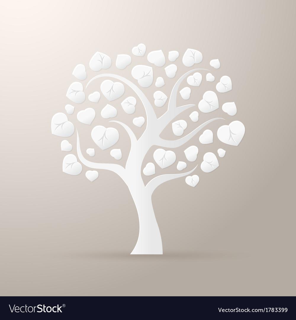 Paper tree icon vector | Price: 1 Credit (USD $1)