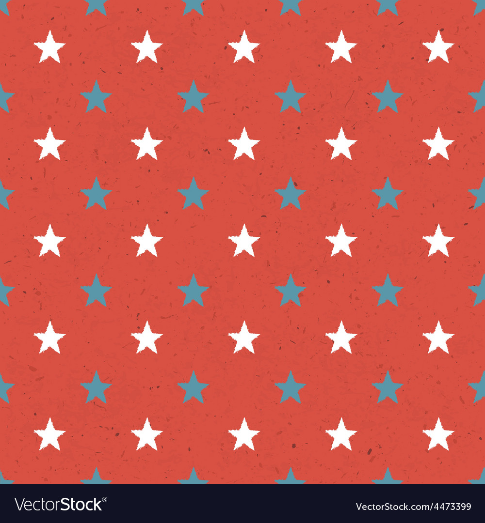 Stars seamless background vector | Price: 1 Credit (USD $1)