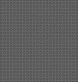 Gray monochrome geometric seamless pattern texture vector