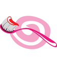 Tooth paste vector