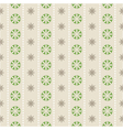 Seamless color decorative flower pattern vector