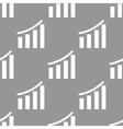 Chart seamless pattern vector