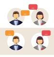 Client services vector