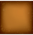 Old brown grungy background vector