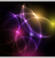Bubble abstract background vector