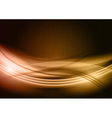 Abstract background gold color vector
