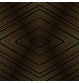 Golden rhombuses vector