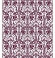 Damask seamless pattern background elegant luxury vector