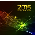 Happy 2015 new year vector